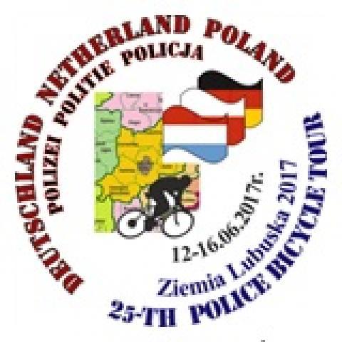 Ilustracja do informacji: MIĘDZYNARODOWY RAJD ROWEROWY POLICJANTÓW