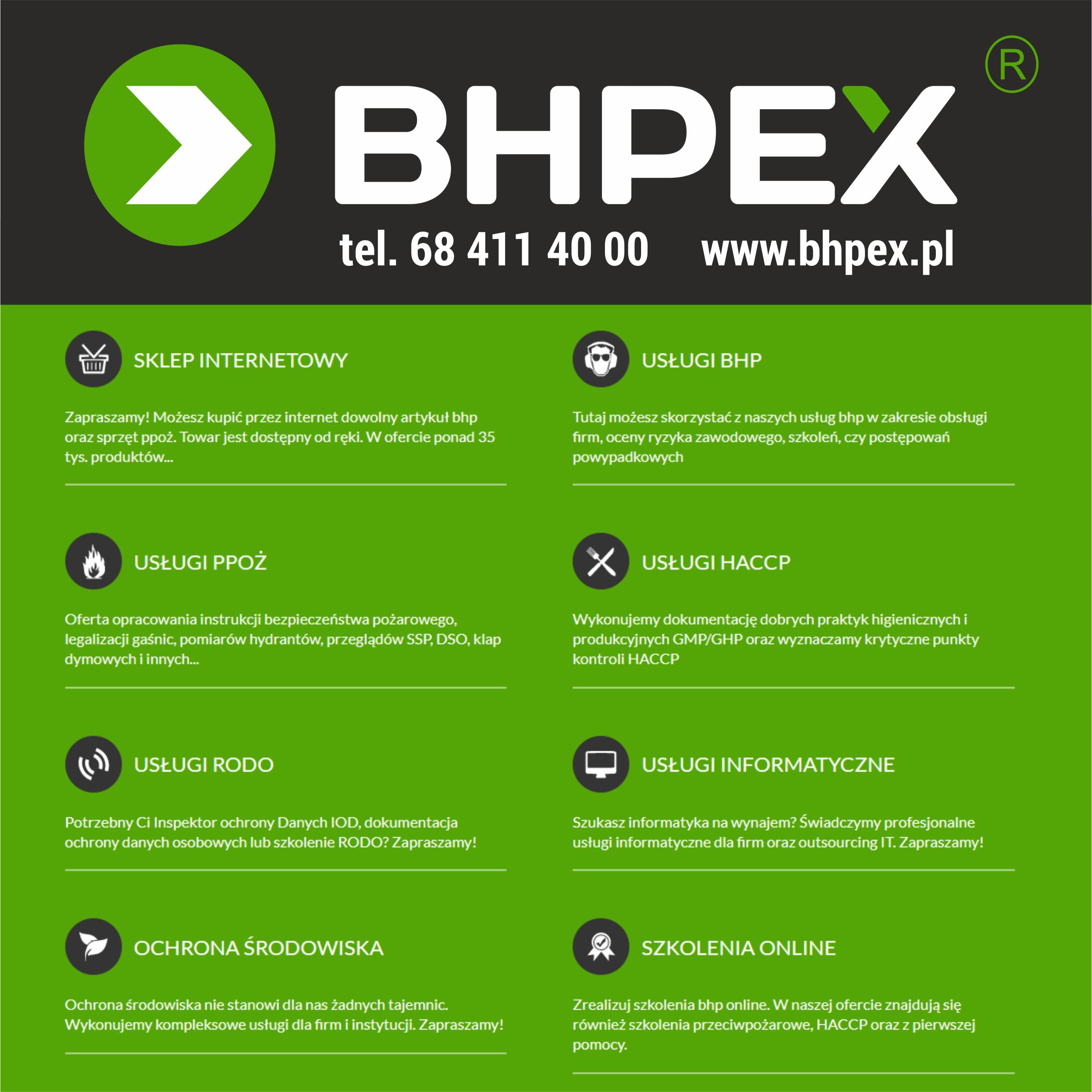 Baner: BANER PRAWY_BHPEX
